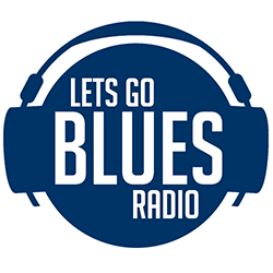 lets go blues radio logo